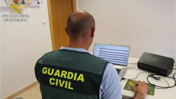 Alicante.- Sucesos.- Detenido un joven por solicitar imágenes sexuales a diez menores de 13 años