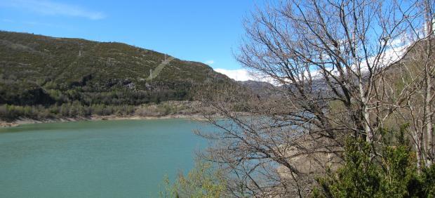 Los embalses de la Cuenca del Ebro están al 75% de su capacidad