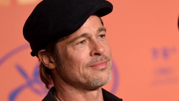 El actor Brad Pitt