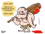 '1.000 asesinadas', viñeta de Álvaro Terán.