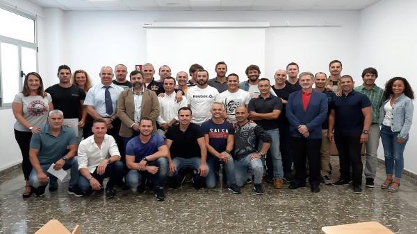 Un total de 27 agentes de bombero se incorporan al Consorcio de Emergencias de Gran Canaria con plaza definitiva
