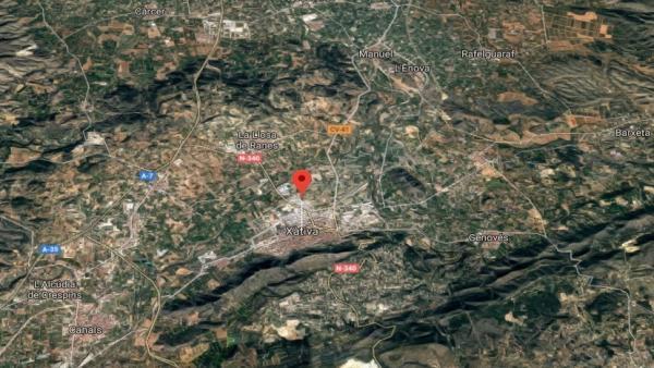 Valencia.- Sucesos.- Hallan el cadáver de una mujer embarazada en una vivienda de Xàtiva