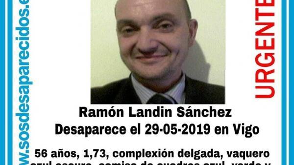 Prosigue la búsqueda del vigués de 56 años que desapareció hace casi dos semanas, sin pistas sobre su paradero