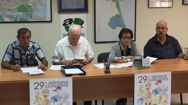 Presentación de la 29ª Semana Ciudadana de València