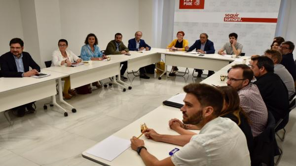 Se retoman las negociaciones en Valencia de PSPV-PSOE, Compromís y Unides Podem-Esquerra Unida de la reedición del acuerdo del Botànic