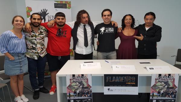 Sevilla.- Flamenco solidario el viernes en el Teatro Távora con 'El Torombo' y jóvenes del Polígono Sur