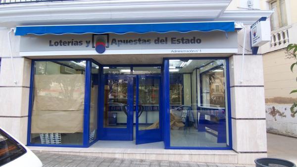 Jaén.- Un boleto sellado en Úbeda, premiado con más de 46.000 euros en el sorteo de la Primitiva