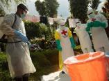 Brote de ébola en la R. D. del Congo