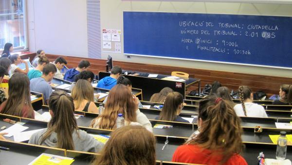 El examen de Castellano de las PAU incluye un texto de Borges.
