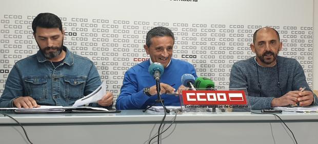 CCOO pedirá al nuevo Gobierno que intervenga MARE para 'acabar con la corrupción'