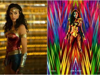 El de 'Wonder Woman 1984' y otros carteles de películas que no gustaron a los fans