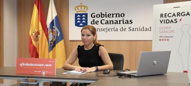 Canarias lanza una campaña de donación de sangre para captar a los jóvenes, tras cerrar 2018 con un crecimiento del 3%