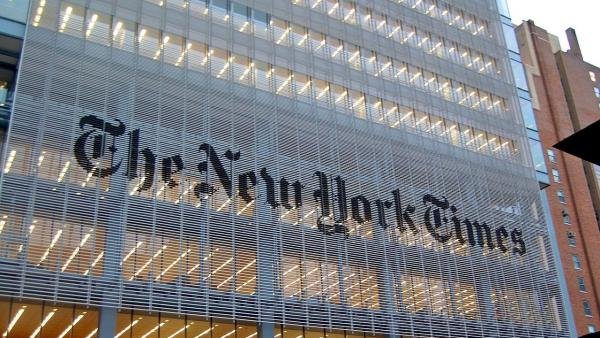 Sede de 'The New York Times'