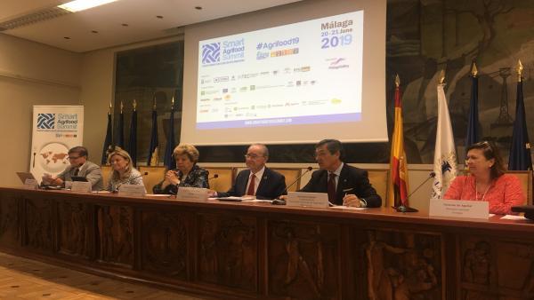 Málaga.- Startup Europe Smart Agrifood Summit conectará industria agroalimentaria con inversores e innovadores