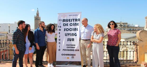 Sevilla.- La Factoría Cultural del Polígono Sur acoge un ciclo de cine social promovido por entidades de la zona