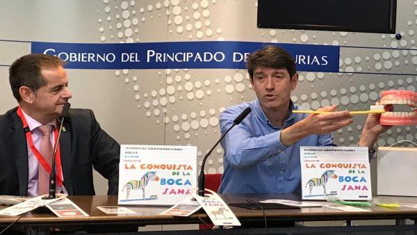 El Principado fomenta la salud bucodental infantil con 'La Conquista de la Boca Sana'