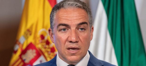Gobierno andaluz, Elías Bendodo