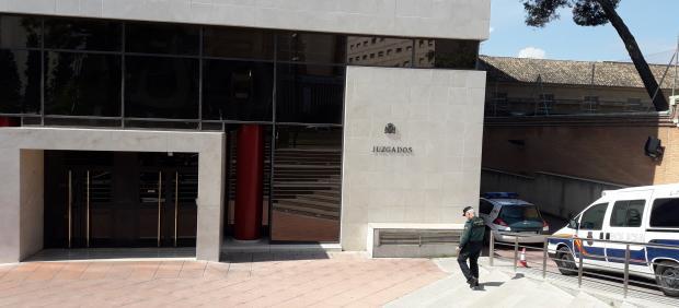 Granada.- Tribunales.- Aplazado a septiembre el juicio contra el exalcalde de Otura por supuesta prevaricación