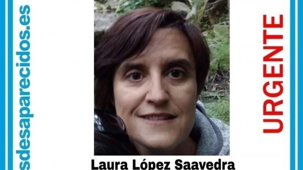 Desaparecida, Laura López Saavedra