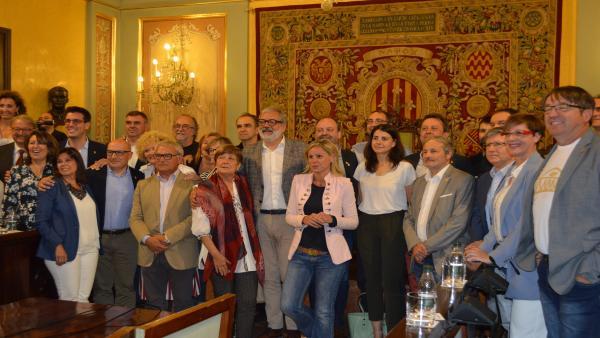 Larrosa (PSC) pide a Pueyo (ERC) talante para 'grandes acuerdos' cuando sea alcalde de Lleida