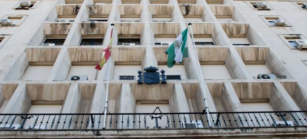 Sevilla.- Tribunales.- Arranca este lunes el juicio contra el acusado de asesinar a su madre y a su hermana en Arahal