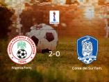 Nigeria se lleva la victoria frente a Corea del Sur (2-0)
