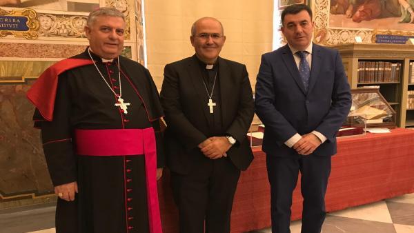El 'Liber Sancti Iacobi' y el Cancionero de la Biblioteca Vaticana se expondrán en Galicia a partir de noviembre