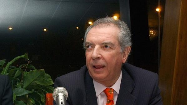 Fotografía de archivo del dramaturgo y guionista de cine y televisión madrileño Juan José Alonso Millán.