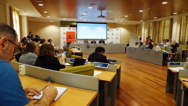 Málaga.- El Rectorado de la Universidad de Málaga acoge el encuentro de universidades con estudios asiáticos