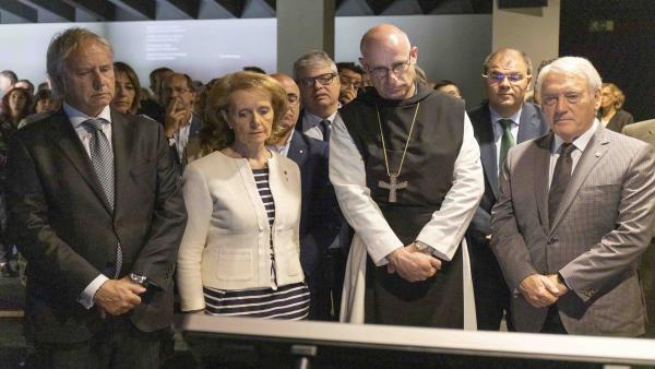 El Monasterio de Poblet amplía su oferta cultural con un nuevo centro de visitantes