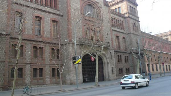 Escola Industrial de Barcelona.
