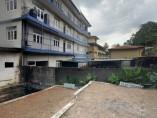 Una calle de la ciudad srilanquesa de Kandy