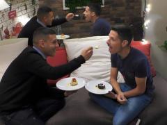 Matías y Alfonso, en 'First dates'.