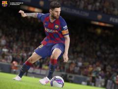 Messi en 'eFootball PES 2020'