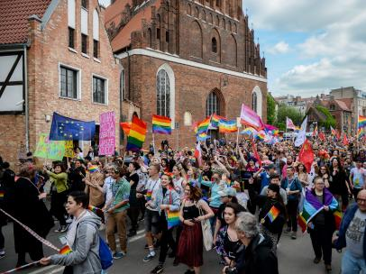 5th Tricity Equality March Poland