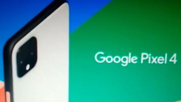 Anuncio filtrado Google Pixel 4