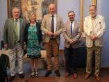 CórdobaÚnica.- La Diputación presta su colaboración a la Asociación Amigos de los Castillos