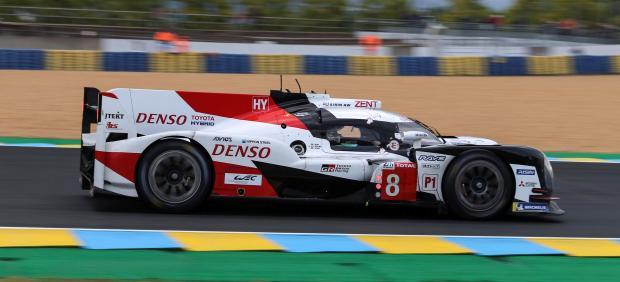 Alonso, a por su segundo Le Mans