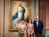 'La Inmaculada Del Escorial', De Murillo, Se Expondrá En El Museo De Bellas Artes De Álava Hasta El 14 De Julio