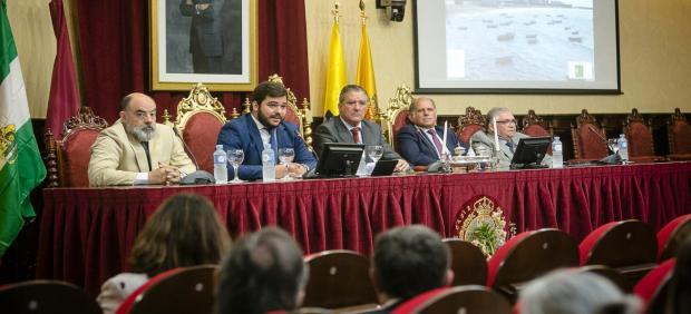 Cádiz.- El delegado de Justicia destaca la labor fundamental de los forenses en el esclarecimiento de delitos