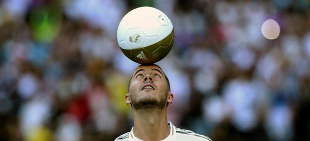 El Real Madrid en la cabeza