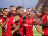 Fútbol/Liga 123.- Crónica del Mallorca - Albacete, 2-0