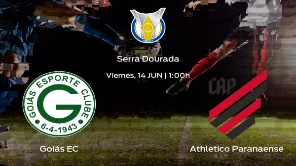 Previa del encuentro: el Athletico Paranaense visita al Goiás EC en el Serra Dourada