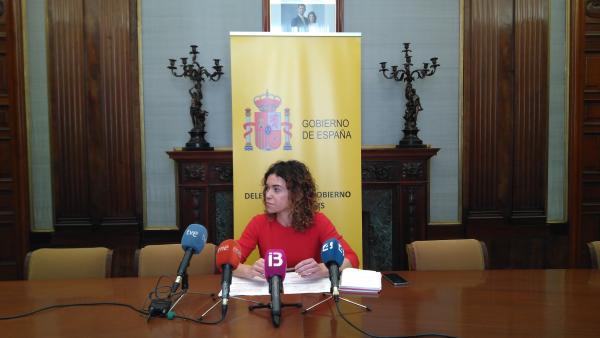 Delegada del Gobierno afirma que la Junta Electoral dedicará 'todo el cuidado necesario' a la revisión de votos en Ibiza