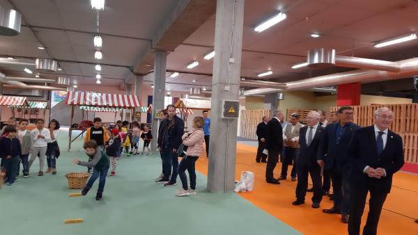 Rural.- Gijón.- La VII Feria de San Antonio se afianza con 80 ganaderías participantes y una amplia lista de espera
