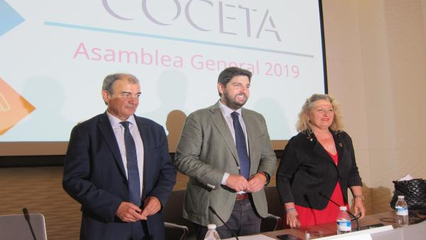 López Miras (PP) asegura que las negociaciones para la gobernabilidad solo se han centrado en el aspecto 'programático'
