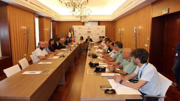 Granada.- El Puerto de Motril espera un incremento del tránsito de pasajeros respecto a la pasada OPE