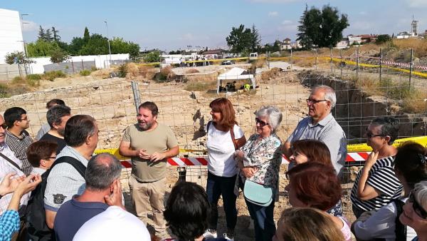 Granada.- La Junta destaca el 'éxito de público' en las visitas guiadas al yacimiento de Mondragones