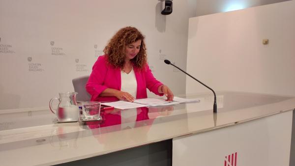 Consell.- Cesan tres directores generales que tomarán posesión de sus nuevos cargos en el Parlament y en Cort