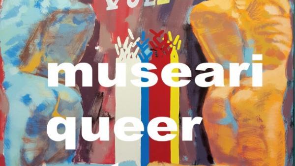 LA EXPOSICIÓN MUSEARI QUEER ART MUESTRA EN LAS NAVES TRABAJOS ARTÍSTICOS SOBRE EL RESPETO A LA DIVERSIDAD SEXUAL